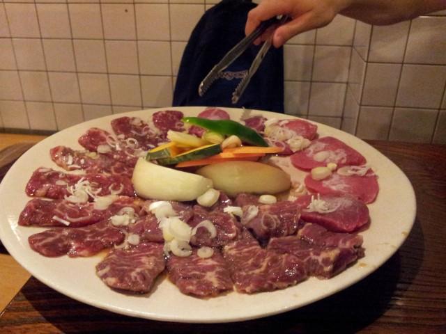 Yakiniku - Grilled meat