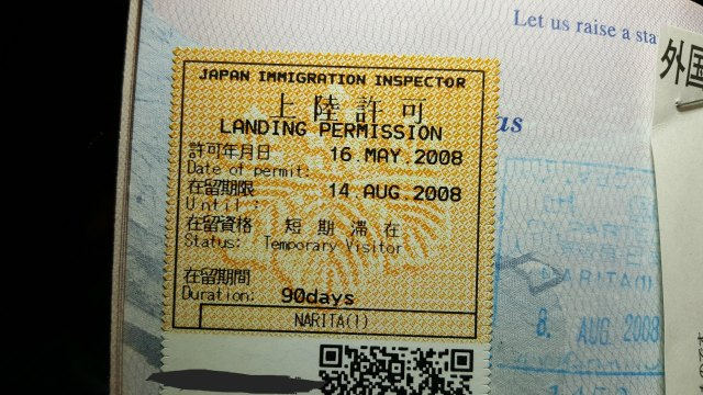 How to Get a Job in Japan - Japanese Tourist Visa