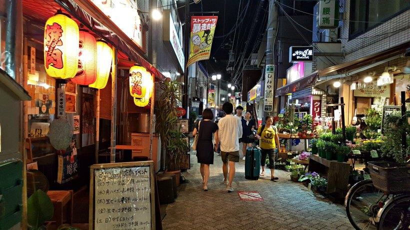 Spending Money Per Day in Japan - Izayaka