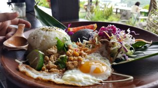 How Okinawa is Different from Mainland Japan - Breakfast Platter