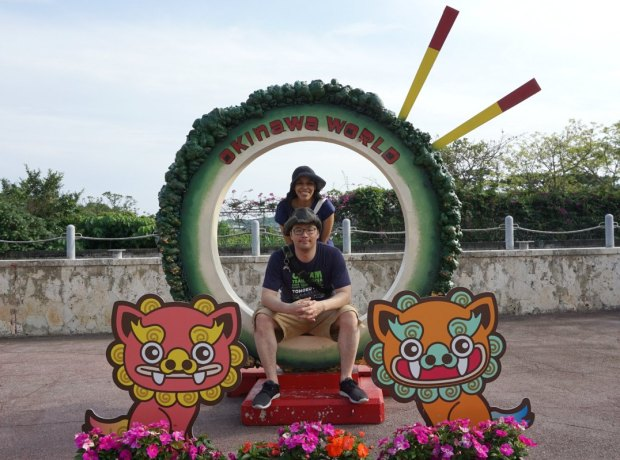 How Okinawa is Different from Mainland Japan - Me and Japanese boyfriend in Okinawa