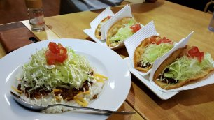 How Okinawa is Different from Mainland Japan - Okinawa Taco Rice and Tacos
