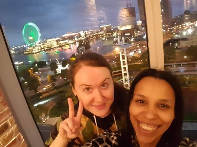 Fun Things to Do in Yokohama at Night - Minato Mirai with Friends