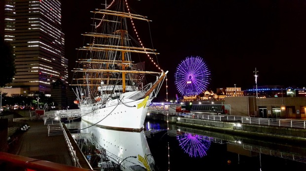Fun Things to Do in Yokohama at Night - Nippon Maru
