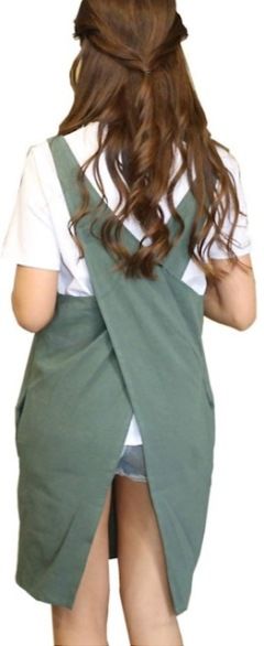 20 Holiday Gift Ideas for Japanese Culture Lovers - Apron Back